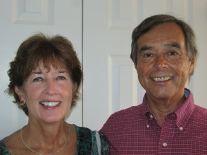 Sue Whitsitt and Fred Massey